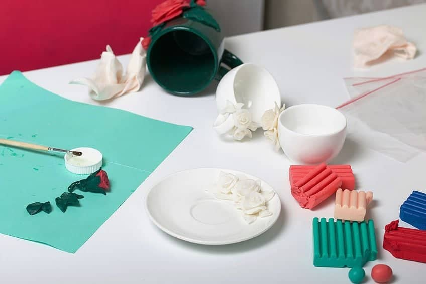 Polymer Painting Art