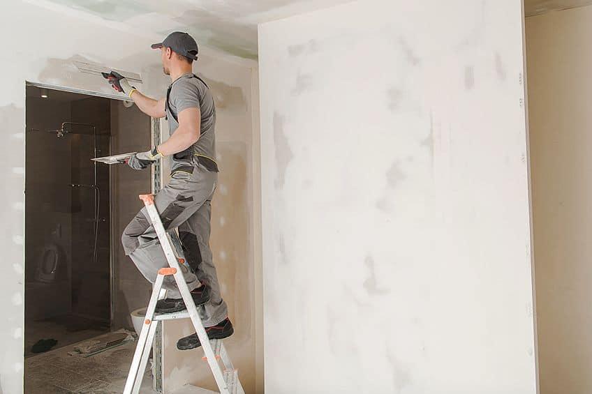 drywall priming