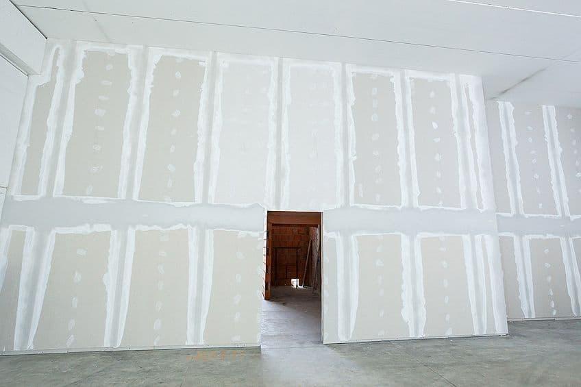 prime new drywall